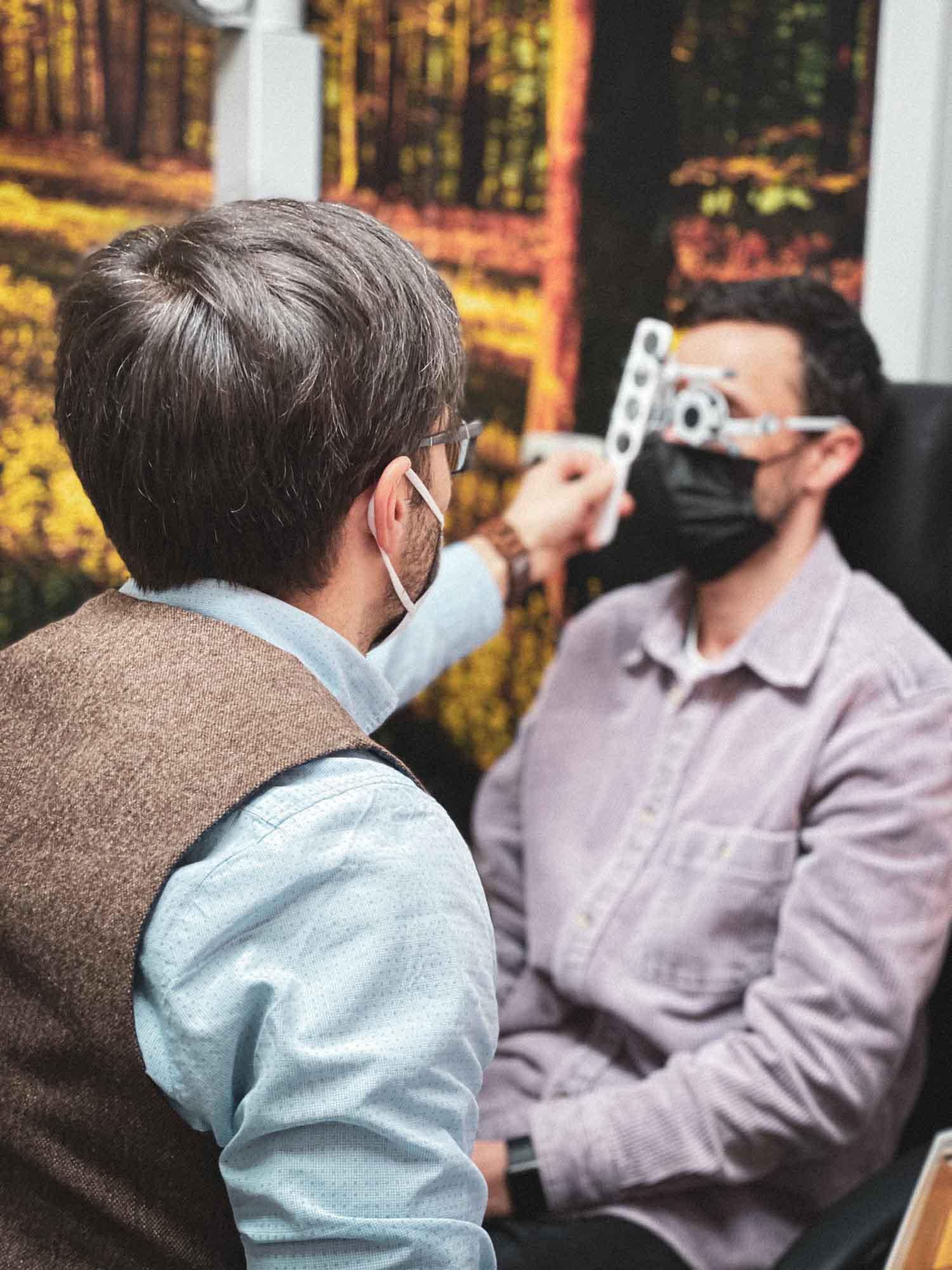 Brillenschreinerei Aschaffenburg - Nachhaltige Brillenfassungen und Brillen